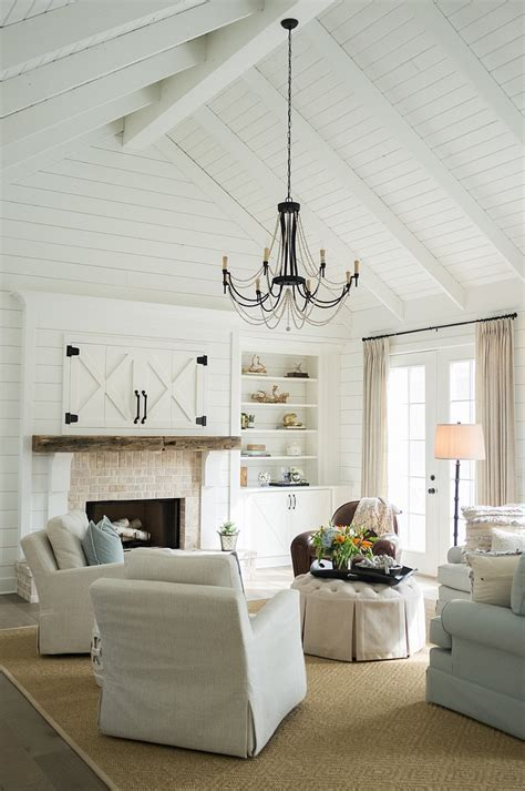 Interior Design Ideas: Modern Farmhouse Interiors   Home