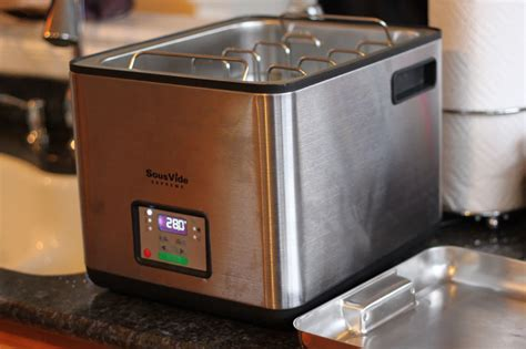 sous vide supreme sousvide supreme review cooking from the inside out