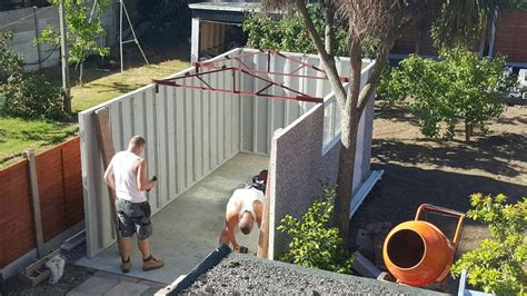 Do I Need Permission To Build A Garage by Base Laying Tips For Concrete Garages Nucrete