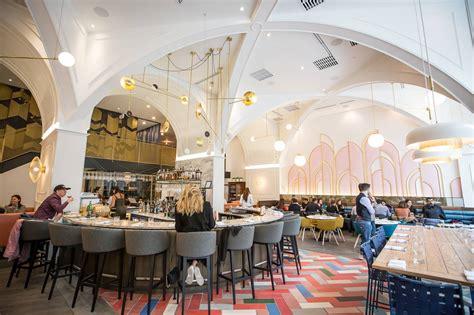 restaurants  beautiful interior design  toronto