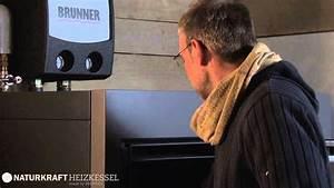 Ulrich Brunner Gmbh : brunner gro er f llraum beim scheitholzkessel youtube ~ Markanthonyermac.com Haus und Dekorationen