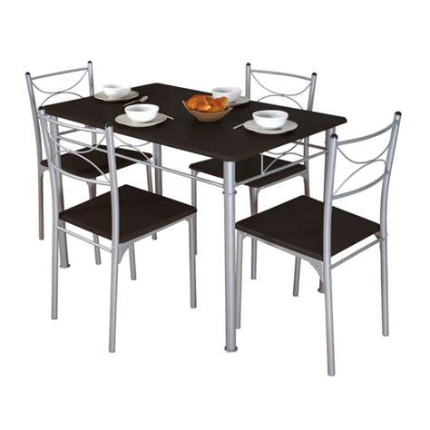 table de cuisine chaise table et chaise de cuisine pas cher