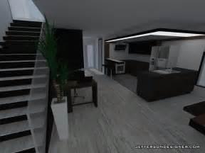 HD wallpapers maison moderne interieur minecraft