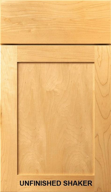 unfinished kitchen cabinet doors and drawer fronts unfinished shaker kitchen bath cabinet doors drawer fronts