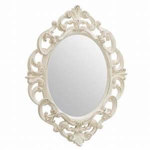 Miroir Baroque Argenté : miroir baroque achat vente miroir baroque pas cher soldes d s le 10 janvier cdiscount ~ Teatrodelosmanantiales.com Idées de Décoration