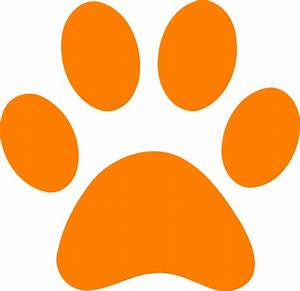 Dog Paw Print Transparent Background