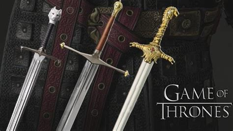 greatest swords  game  thrones silly punter