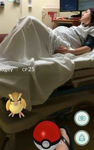 Pokémon Go: Man plays hit game while his wife gives birth ...