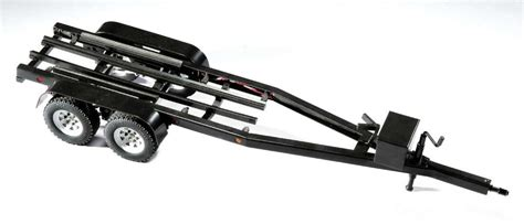Rc Boat Trailer And Hitch by 037 2