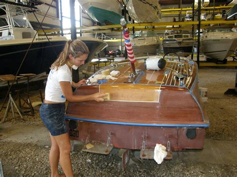 Riva Boats For Restoration by Chris Craft Restoration Wooden Boat Restoration Experts
