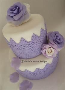 Purple birthday cake | Birthday | Pinterest
