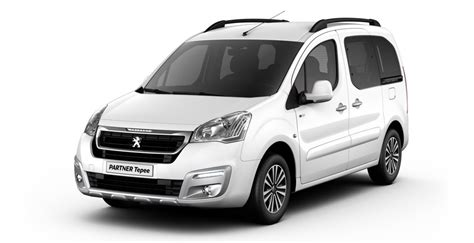 Peugeot Partner Tepee Style. Nuevos Peugeot Bipper Y