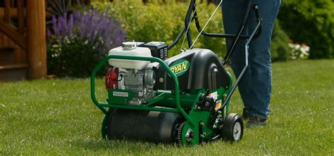 lawn aeration featured products runyon equipment rental blog