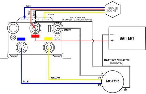 ironman winch box wiring diagram best site