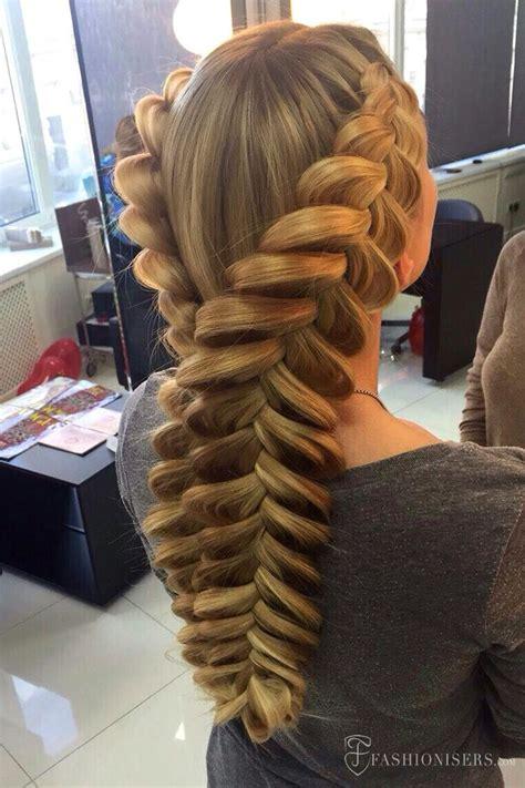 pretty braided hairstyles  inspire   summer