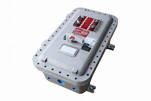 Explosion Proof Panelboard - 230-400v Ac - 12 Circuit