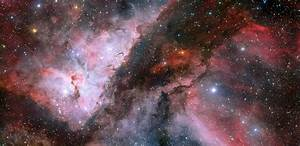 Panoramic view of the WR 22 and Eta Carinae regions of the ...