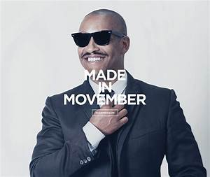 Movember: Mustaches for Men's Health