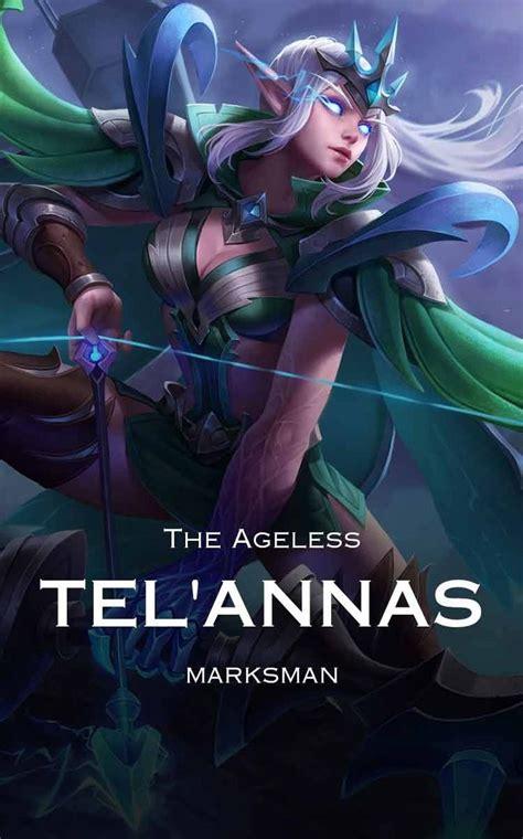 Tel annas   ศิลปะการ์ตูน, สาวอนิเมะ, ตัวละคร 3d