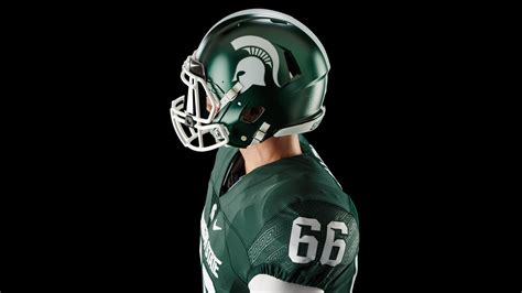 Michigan State Football Images Michigan State Football Updates Nike Uniform Design Nike News
