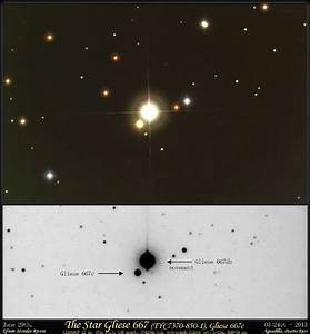 Gliese 667 in Scorpius - Pics about space