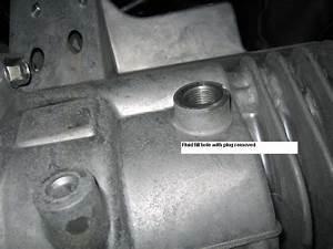 Diy  Transmission Fluid Change  Evo X 5 Speed Manual