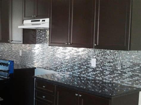 glass kitchen backsplash ideas backsplashes self stick home decor clipgoo metallic tiles wayfair speedtiles x stainless steel