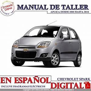 Manual Automotriz Chevrolet Matiz 05