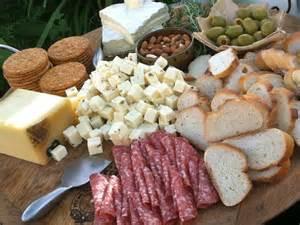 Cheese Platter Presentation Ideas