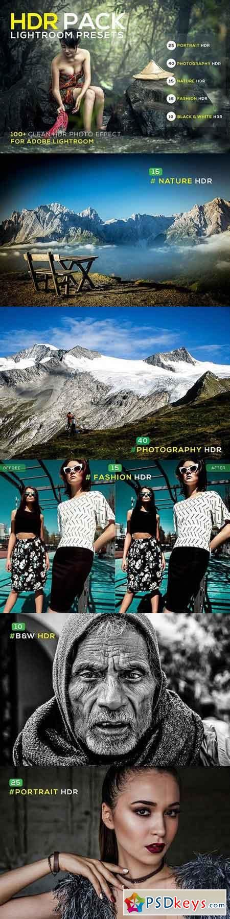 Browse and download free lightroom presets in every style. 100+ HDR Lightroom Presets 1086702 » Free Download ...