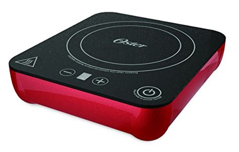 oster personal induction cooker burner with 9 heat