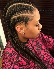 Best Cornrow Hairstyles For Black Women Ideas And Images On Bing