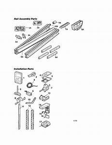 Craftsman Garage Door Opener Parts