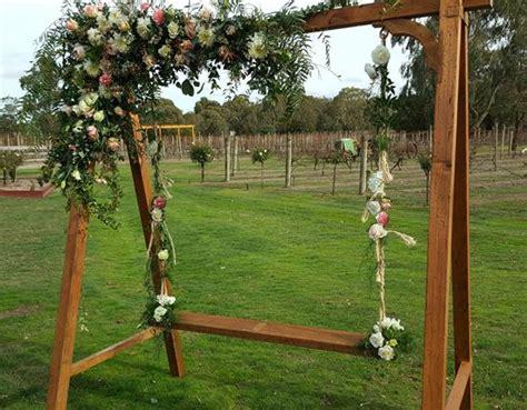 Wedding Swing Flower Swing Hire Melbourne