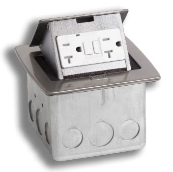 rack  tiers specialty electrical tools countertop pop  boxes  amp gfi pop  outlets