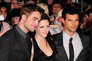 Robert Pattinson in Robert Pattinson, Kristen Stewart and ...