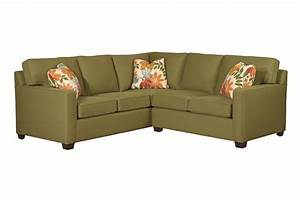 Kincaid furniture brooke two piece sectional sofa hudson for Kincaid furniture sectional sofa