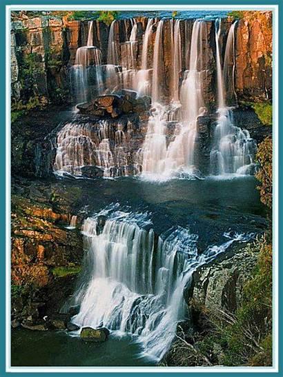 Natural River Ebor Amazing Kilometres Fawkes Falls