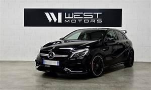Mercedes A45 Amg Prix : westmotors mercedes classe a 45 amg ~ Gottalentnigeria.com Avis de Voitures