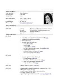 exle of cv and resume curriculum vitae resume cv