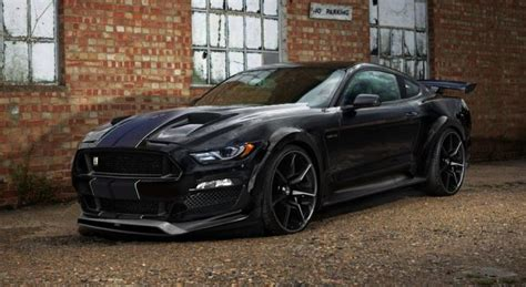 shelby gt imagined  mustang forum news