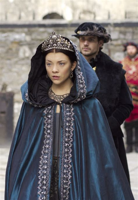tudors natalie dormer the enchanted garden natalie dormer as boleyn in