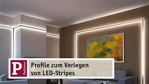 Led Indirektes Licht : indirektes led licht yourled strip und duo und delta profile youtube ~ Sanjose-hotels-ca.com Haus und Dekorationen