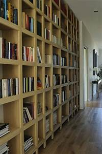 Bibliothque Sur Mesure 7 Ides Dco Ajustes Vos Murs