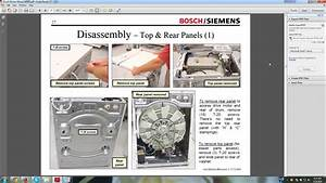 Wiring Diagram  32 Bosch Nexxt 500 Series Dryer Parts Diagram
