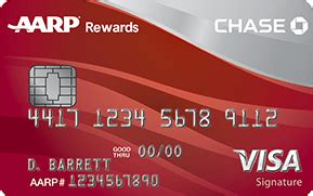 chase aarp credit card review  update  offer