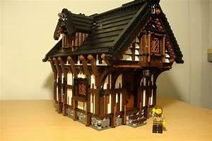 How To Build Medieval Village       Eurobricks Com