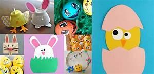 Bricolage De Paques : bricolage de p ques 10 id es super cute ~ Melissatoandfro.com Idées de Décoration