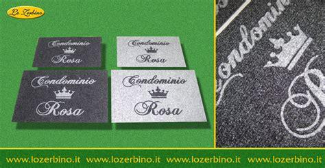 Lo Zerbino Brescia by Zerbini Personalizzati Lo Zerbino Di M Squaratti