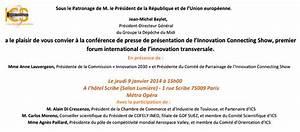 9 janvier 2014   Innovation Connecting Show - Carlos Moreno